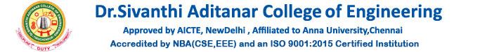 Dr. Sivanthi Aditanar College of Engineering